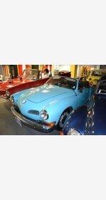 1971 Volkswagen Karmann-Ghia for sale 101108869