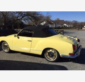1971 Volkswagen Karmann-Ghia for sale 101123840