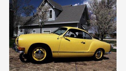 1971 Volkswagen Karmann-Ghia for sale 101501153