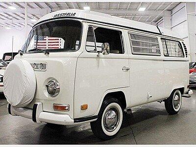 1971 Volkswagen Vans for sale 101106070