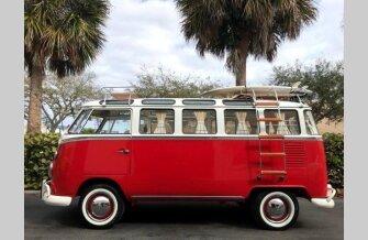 1971 Volkswagen Vans for sale 101310106