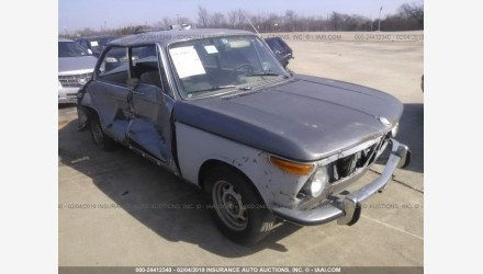 1972 BMW 2002 for sale 101101541