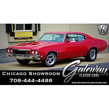1972 Buick Gran Sport for sale 101130227