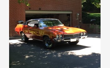 1972 Buick Gran Sport for sale 101218334