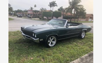 1972 Buick Skylark Convertible for sale 101222021