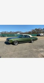 1972 Buick Skylark Convertible for sale 101306484