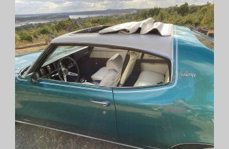 1972 Buick Skylark Custom Coupe for sale 101410941