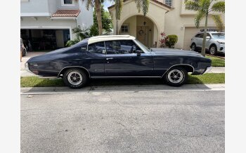 1972 Buick Skylark Coupe for sale 101526006