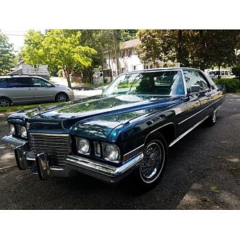 1972 Cadillac De Ville for sale 101148706