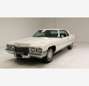 1972 Cadillac De Ville for sale 101270269