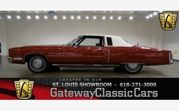 1972 Cadillac Eldorado for sale 100963439