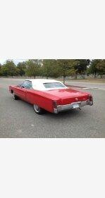 1972 Cadillac Eldorado Convertible for sale 100826616