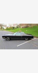 1972 Cadillac Eldorado for sale 101106584