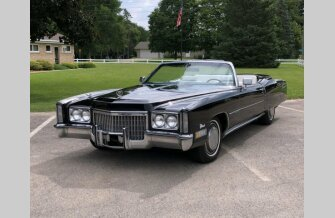 1972 Cadillac Eldorado for sale 101180655