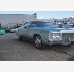 1972 Cadillac Eldorado for sale 101194780