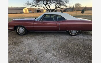 1972 Cadillac Eldorado Convertible for sale 101336915