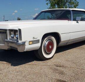 1972 Cadillac Eldorado for sale 101361914