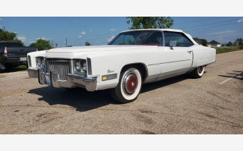 1972 Cadillac Eldorado for sale 101361914