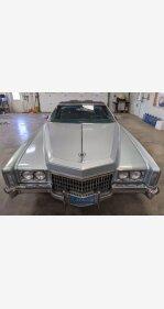 1972 Cadillac Eldorado for sale 101432662