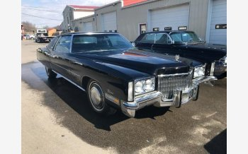 1972 Cadillac Eldorado for sale 101484510