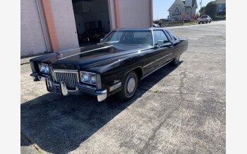 1972 Cadillac Eldorado Coupe for sale 101485110