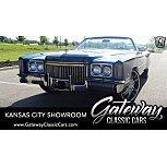 1972 Cadillac Eldorado for sale 101592220