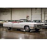 1972 Cadillac Eldorado for sale 101605187