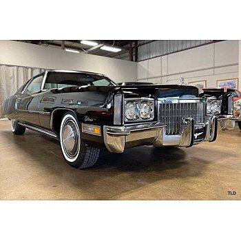 1972 Cadillac Eldorado for sale 101617714