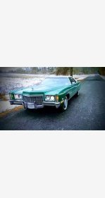 1972 Cadillac Fleetwood for sale 101455603