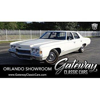 1972 Chevrolet Biscayne for sale 101257215