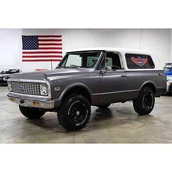 1972 Chevrolet Blazer for sale 101083045