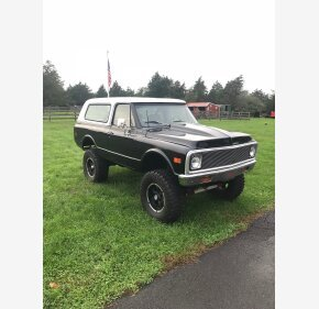 1972 Chevrolet Blazer 4WD 2-Door for sale 101047299
