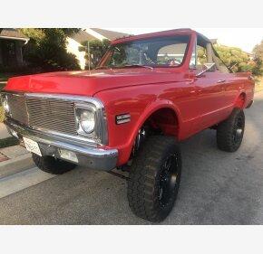 1972 Chevrolet Blazer 4WD 2-Door for sale 101048753