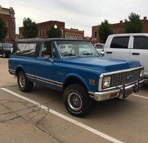 1972 Chevrolet Blazer 4WD 2-Door for sale 101067870