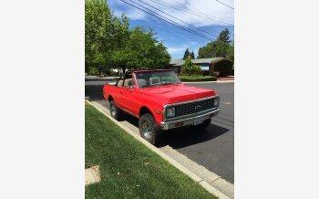 1972 Chevrolet Blazer 4WD 2-Door for sale 101106651