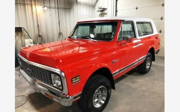1972 Chevrolet Blazer for sale 101278892
