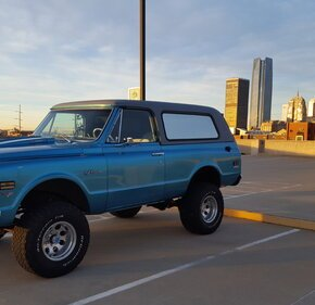 1972 Chevrolet Blazer for sale 101310380