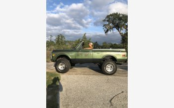 1972 Chevrolet Blazer 4WD for sale 101411774