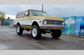 1972 Chevrolet Blazer 4WD 4-Door for sale 101447572