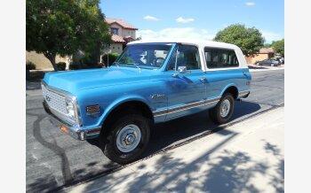 1972 Chevrolet Blazer CST for sale 101631956