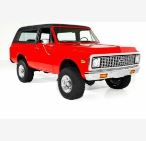 1972 Chevrolet Blazer for sale 101045026