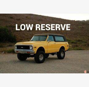 1972 Chevrolet Blazer for sale 101049922