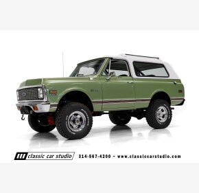 1972 Chevrolet Blazer for sale 101060900