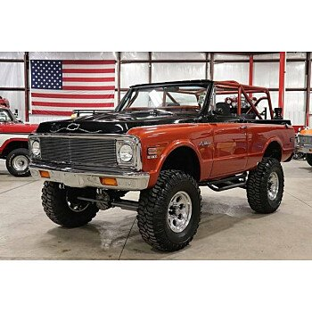 1972 Chevrolet Blazer for sale 101083243