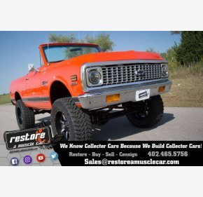 1972 Chevrolet Blazer for sale 101115923
