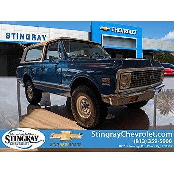 1972 Chevrolet Blazer for sale 101135637