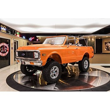 1972 Chevrolet Blazer for sale 101150672