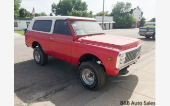 1972 Chevrolet Blazer for sale 101159639