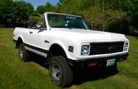 1972 Chevrolet Blazer 4WD 2-Door for sale 101162964