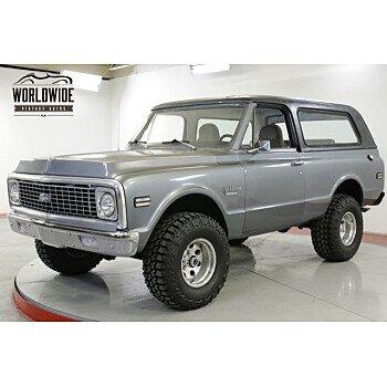1972 Chevrolet Blazer for sale 101181643